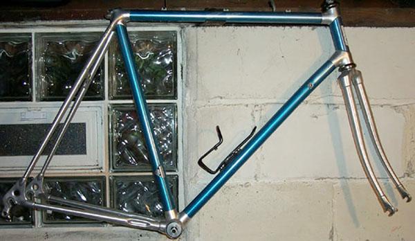 Guerciotti Aluminum frame