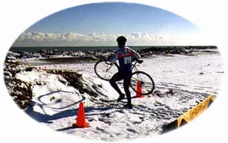 Mark Vandermolen - Lake Shore Drive Cyclocross, Chicago 1997