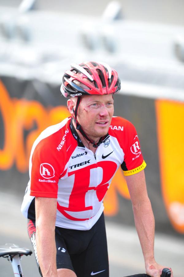 Chris Horner - Stage 8 2001 Tour De France