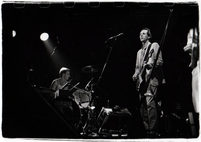 Adrian Belew - The Bears, Bloomington, In. 1987 - Copyright - Graham Fisk