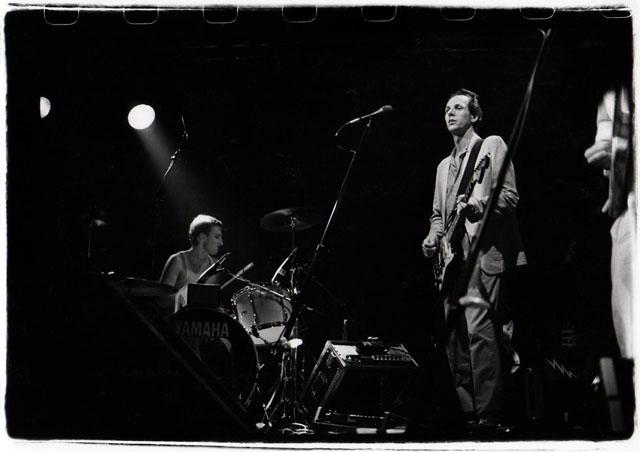 Adrian Belew - The Bears, Bloomington, In. 1987 - Copyright - Graham Fisk