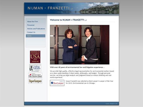 Nijman Franzetti