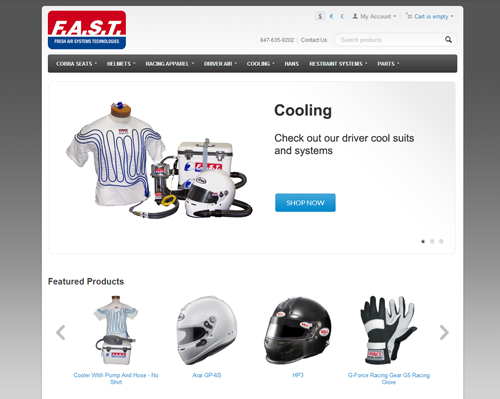 Fast Race Products