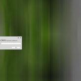 Linux Mint USB Install Cinnamon Login Screen
