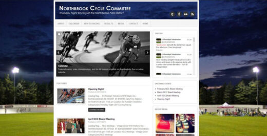 Northbrook Cycling Committee - Velodrome