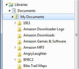 OneDrive My Documents
