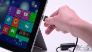 Surface 2 Ports