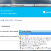 Windows Phone - Phone App for Desktop