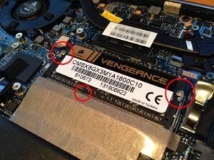 Zenbook Memory Upgrade