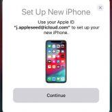 ios12 iPhone quick-start