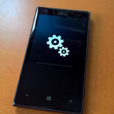 Windows Phone - Reset Gears